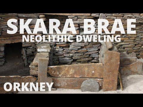 Skara Brae, Orkney.