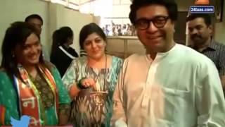 Swapna Deshpande At Krushnakunj For Election Campaign