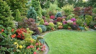 Сады какие они бывают