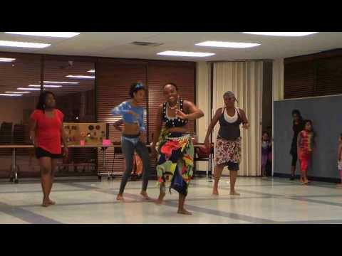 Chika Moves West African Dance and Exercise