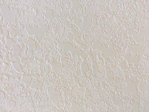 HOW TO SPRAY DRYWALL Knockdown Texture DO IT YOURSELF