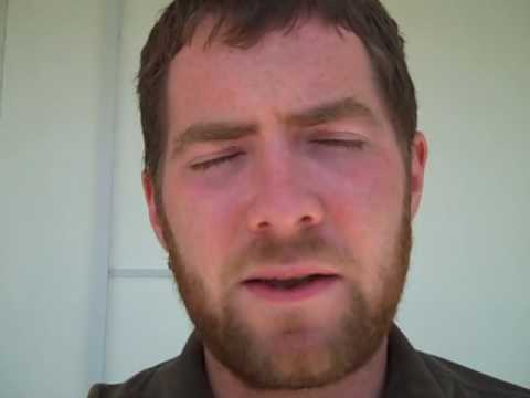 Tim Brauhn learns more about malaria vaccination i...