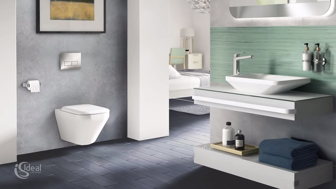 The New Aquablade Technology From Ideal Standard   Concept