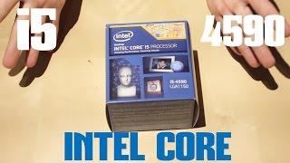 unboxing intel core i5 4590 3 3ghz lga 1150