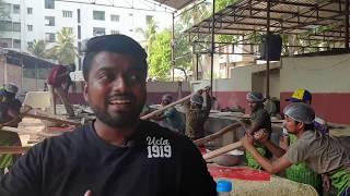 Haleem Factory   Pista House - Hyderabad   World Famous HALEEM making