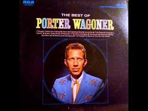 Green Green Grass Of Home , Porter Wagoner , 1965 Vinyl