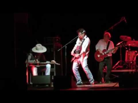Joe Ely with Band and Freddie Stitz
