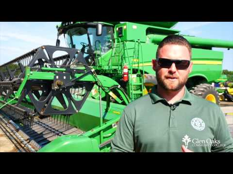 Glen Oaks Agricultural Equipment Technology