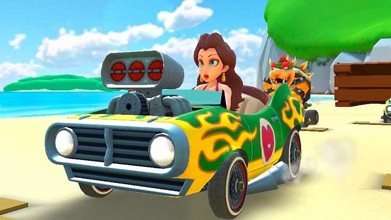 I Got Pauline And Ranked 1 Mario Kart Tour Gameplay By