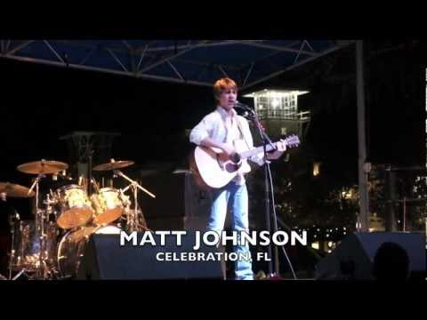 Montgomery Gentry, Chris Young, Toby Keith, covers by Matt Johnson age 14