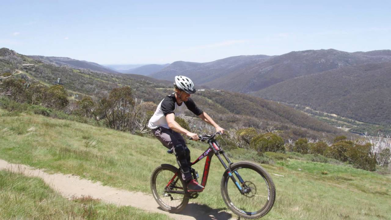Thredbo Mountain Bike Park