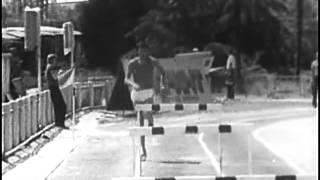 видео Техника барьерного бега