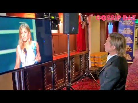 Brad Pitt And Jennifer Aniston - More Than Just 'Friends'? SAG Awards!