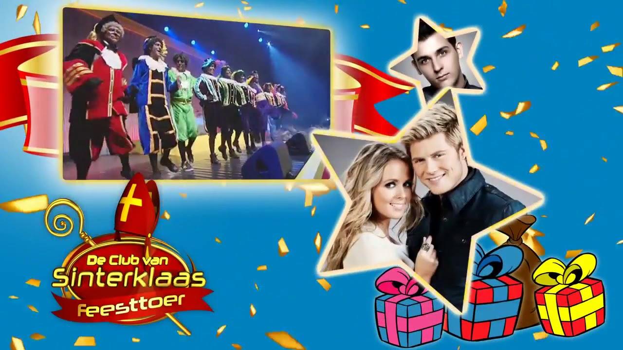 Club van Sinterklaas feest 2013 reclame