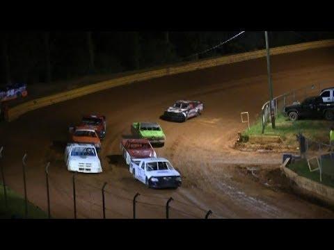 Pro Truck Main @ Toccoa Raceway July 15th 2017