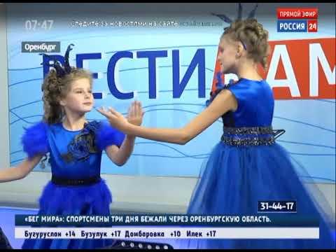Воспитанники театра моды «Лора» зажигали сегодня в программе «Маевка»