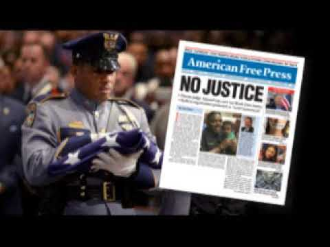 NO JUSTICE!! - AFP Sample Audio Edition Issue 41 & 42 2017