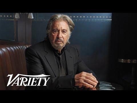 Al Pacino Breaks Down How He Became Jimmy Hoffa in 'The Irishman'
