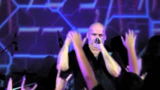IRON MAIDEN Paul Di'Anno & Blaze Bayley Tour'12(ДнепропетровскUA) - Blaze Bayley # 3