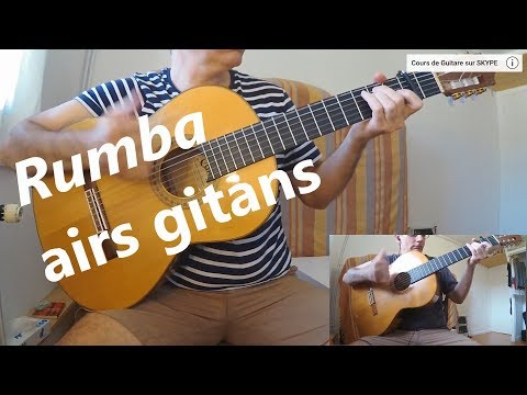 Airs Gitans (avec Tutorial)