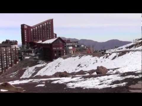 PAUL HODGE: CHILE ANDES MOUNTAINS, SOLO AROUND WORLD IN 47 DAYS, Ch 21, Amazing World in Minutes