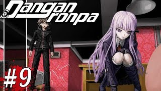 EVERYONE IS AN IDIOT - CHAPTER 1 INVESTIGATION - Danganronpa Week | Let's Play Danganronpa part 9