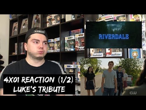 RIVERDALE - 4x01 'IN MEMORIAM' REACTION (1/2)