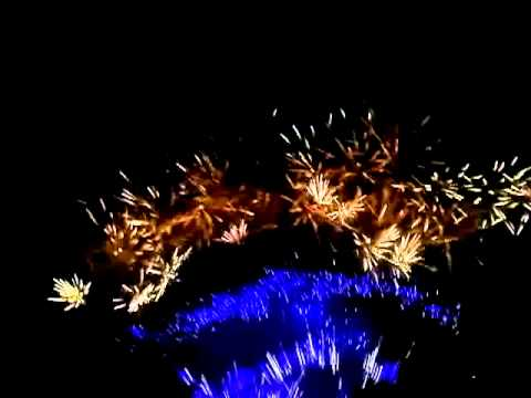 Fireworks Needham, Massachusetts, 2011