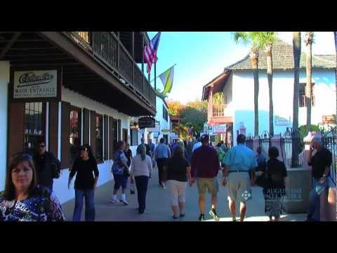 St. Augustine Florida - Visit the Historic First Coast