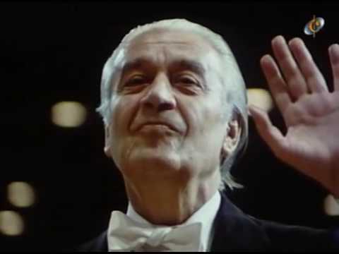 Arturo Benedetti Michelangeli suona l'Adagio del Concerto in Sol di Ravel
