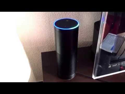 Amazon Echo Demo mit 3 Beispielen  - deutsche Version
