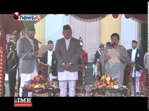 सन्तुलित र निश्पक्ष भूमिका निर्वाह गर्नु राष्ट्रपतिको मुख्य चुनौती - NEWS24 TV