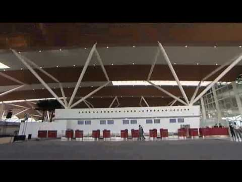 Indira Gandhi International Airport - Terminal 1D