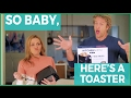 Baby, Here's a Toaster | Closer PARODY