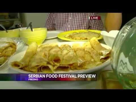 Annual Serbian Food Festival