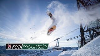 Squaw Valley | X Games Real Mountain 2017