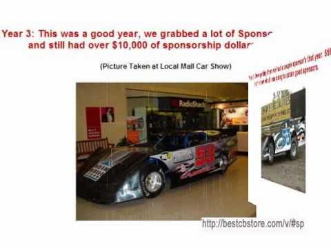How I Got $21,000 In Sponsorship Commitments For Our Race Team In Just One Season