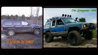 Evolution of the Jeep Dragoneer Featured in JPFreek Mag Fall 2016