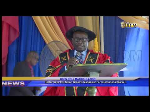 Download Usen Poly Rector says Institution grooms manpower for Int'l Market