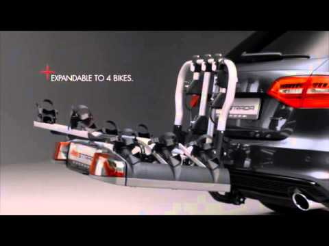 Atera Strada EVO Towbar Mounted Bike Rack