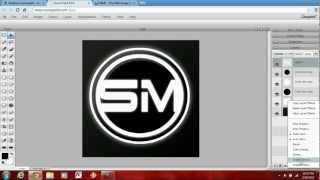 How to Make a Logo in Sumo Paint and Gimp Part 3