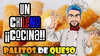 Un Chileno Cocina : Dedos de Queso // Mozzarella Sticks