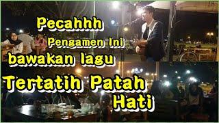 Download TERLATIH PATAH HATI - THE RAIN FT ENDANK SOEKAMTI COVER BY TRI SUAKA