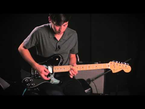COS Electric Guitar Lead Tutorial for