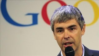 Google CEO Page Speaks Publicly Again