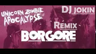 DJ jokin remix: unicord zombie apocalypse y incredible