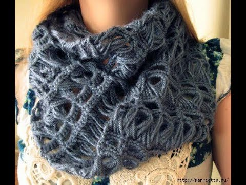 Crochet Patterns For Chunky Crochet Scarf Pattern 2284 Youtube