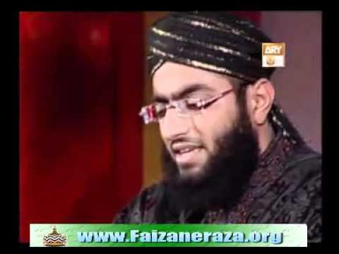 Teri Jaliyun Ke Neeche by Hafiz Ahsan Qadri - New Album 2011 (Noor Wale Mustafa)