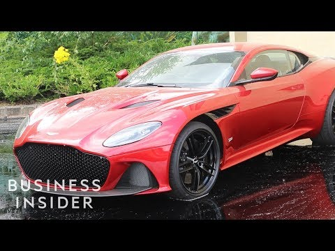 How Aston Martin Cars Are Made