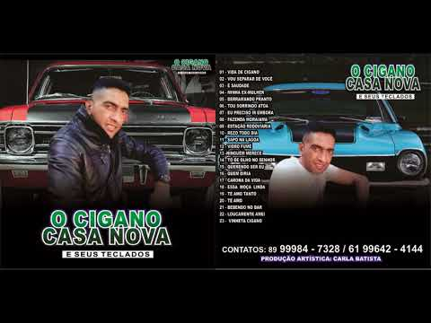 Cigano Casa Nova - 06 - To Sorrindo a Toa